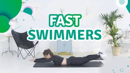 Fast swimmers - Fit People