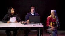 """Wolf Tyla & Her Manager Take A Lie Detector Test: Did She Write On """"Simon Says?"""""""