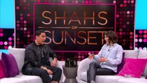 Shahs of Sunset's Reza Reveals He Is Closer Than Ever with Partner Adam After MJ Fallout