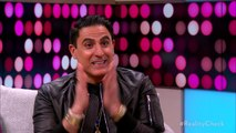 Reza Farahan Has Plenty of Salt Towards Cast Mates Cologne, Relationships and Fashion Sense
