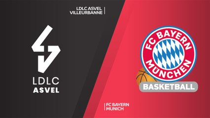 EuroLeague 2019-20 Highlights Regular Season Round 23 video: ASVEL 75-65 Bayern