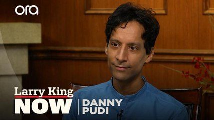Danny Pudi on voicing a character from his childhood in 'DuckTales' reboot