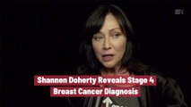 Shannen Doherty's Cancer