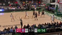 Devin Cannady (18 points) Highlights vs. Wisconsin Herd
