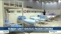 Rumah Sakit Khusus Pasien Corona di Wuhan Siap Beroperasi