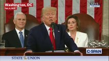 Nancy Pelosi Tears Up State Of The Union Speech After Address