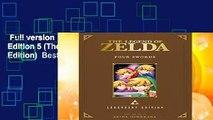 Full version  Legend of Zelda: Legendary Edition 5 (The Legend of Zelda: Legendary Edition)  Best