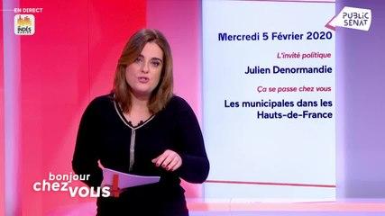 Julien Denormandie - Public Sénat mercredi 5 février 2020