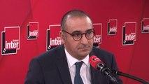 """Laurent Nuñez, secrétaire d'État auprès du ministre de l'Intérieur, estime que, sur les chiffres de la délinquance, """"évidemment Xavier Bertrand a tort"""""""
