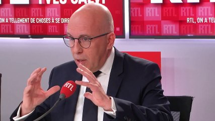 Eric Ciotti - RTL mercredi 5 février 2020