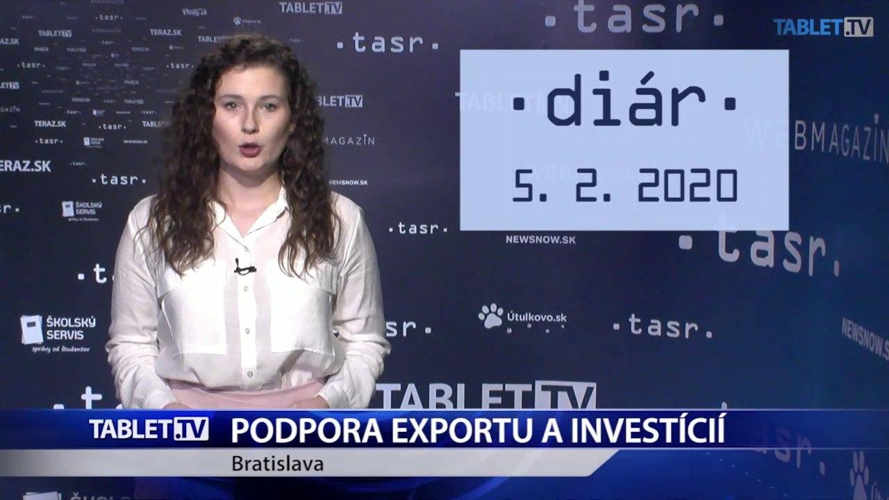 DIÁR: Rada vlády na podporu exportu a investícií zasadne na MZV