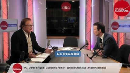 Guillaume Peltier - Radio Classique mercredi 5 février 2020