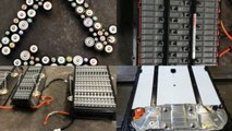 lithium ion battery for recycling | lithium ion recycling process | lithium recycling belgium