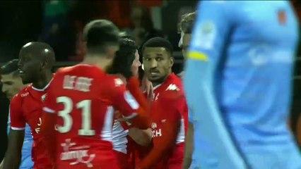 Le résumé de FC Lorient - Le Mans (4-2) 19-20