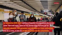 Coronavirus chinois : le profil type des victimes touchées
