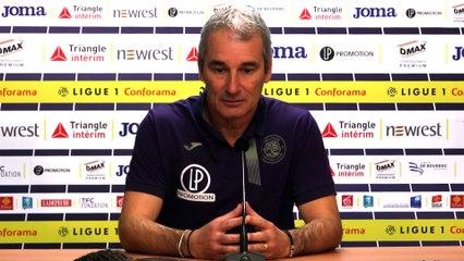 """""""Avant de penser aux autres, il faut lancer une dynamique"""", Denis Zanko avant TFC/Strasbourg"""