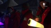 Reportage - Une tentative de record du Monde de descente aux flambeaux à Chamrousse !