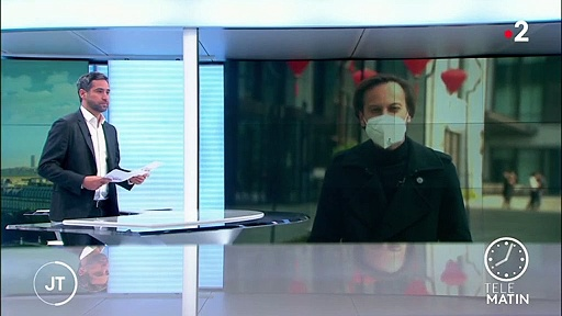 Coronavirus : un deuxième hôpital sort de terre à Wuhan