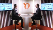 «L'absence de confiance numérique est un facteur de risque aggravant pour une entreprise», prévient François Beaume (Amrae)