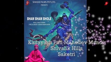 Kailash pati Mahadev Mandir   Shivalik Hills   Saketri