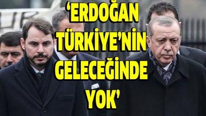AKP'de kriz derinleşiyor! Berat Albayrak'a karşı cephe
