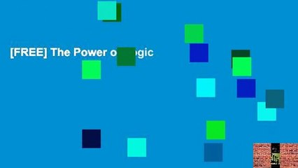 [FREE] The Power of Logic