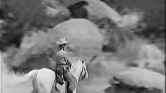 """Classic TV - The Lone Ranger -  """"The Lone Ranger Fights On""""  (1949)"""