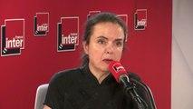 """Amélie Nothomb : """"J'ai des amis qui ont pris Netflix, et ils ne font plus rien d'autre que d'être devant leur écran"""""""