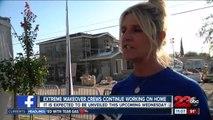 Crews make progress on 'Extreme Makeover' house