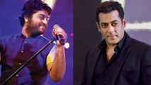 Salman Khan FINALLY forgives Arijit Singh after long time; Here's Why | FilmiBeat