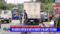 Hog raisers na apektado ng sakit na pumapatay sa mga baboy, tutulungan