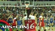Team Kim Chiu, panalo sa Volleyball game sa All Star Games 2019 | UKG