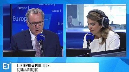 Richard Ferrand - Europe 1 lundi 26 août 2019