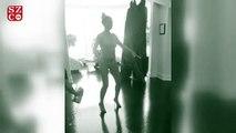 Heidi Klum cadılar bayramı kostümü için hazırlıklara başladı