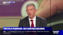 Le nombre de postes à pourvoir en France n'a jamais été aussi élevé