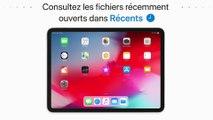 Découvrir l'app Fichiers sur votre iPad – Assistance Apple