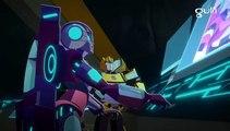 Transformers Cyberverse - Saison 2, Episode 3 Le visiteur
