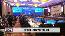 S. Korea's trade official urges Japan to lift its trade restrictions on Seoul at RCEP meeting