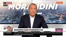 """Pour son retour sur CNews, Jean-Marc Morandini se paye (déjà) ceux qui ont annoncé cet été l'arrêt de """"Morandini Live"""" - VIDEO"""