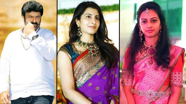Reason Why Balakrishna Daughters Didn't Enter Into Tollywood || Filmibeat Telugu
