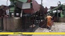 Le Ghana mise sur le caoutchouc pour diversifier son économie