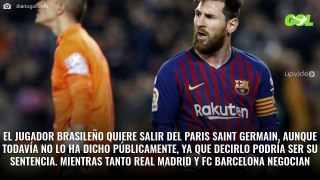 Hay una operacion tapada Messi y el Barca tienen la bomba f