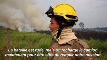 Brésil: nouveaux départs de feu en forêt amazonienne