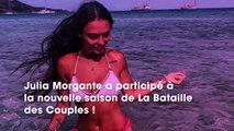 Julia Morgante  déçue par Fidji Ruiz et Mélanie Dedigama après le tournage de la Bataille des Couples