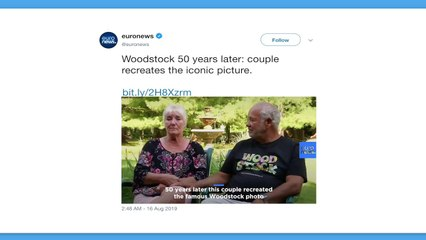 The Famous Woodstock Couple Are Still Together After All These Years - Here's What They Look Like Today