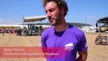 Fermes en folie: un dimanche familial avec les Jeunes agriculteurs