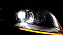 Flashing LED and LED Daytime Running Light Audi A6 4F and 4F2/ Intermitente LED y Luz Diurna LED Audi A6 4F y 4F2 /