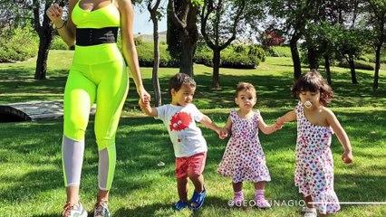La foto de Georgina Rodríguez que desata los rumores de embarazo