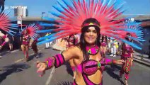 Dancers wow crowds on second day of Notting Hill Carnival