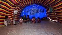 Irak: leurs maisons en ruine, des démunis de retour forcé dans des camps